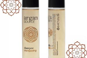 shampoing à l'huile d'argan Argan Source