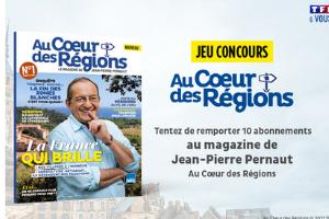un an d'abonnement Au Cœur des Régions