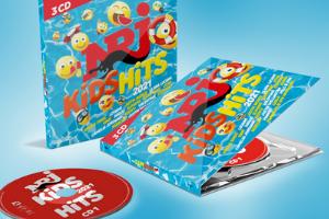 compilation CD NRJ Kids Hits 2021