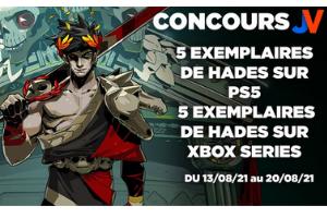 jeu vidéo Hades sur PS5 et Xbox