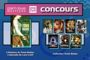 jeu vidéo Tomb Raider à gagner