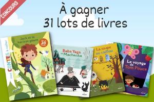 livres jeunesse Mes p'tits contes