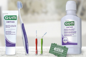 produits dentaires GUM