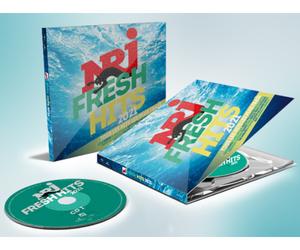 compilation CD NRJ Fresh Hits 2021