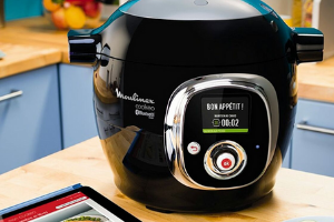 robot culinaire Cookéo de Moulinex