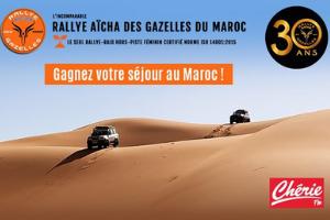 un séjour pour 2 personnes au Maroc à gagner