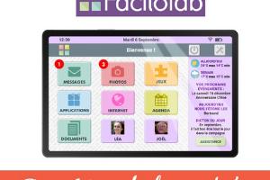 une tablette et des applis Facilotab à gagner